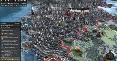 Город культистов в Endless Legend