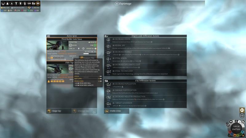 EL - Espionage - Infiltration points