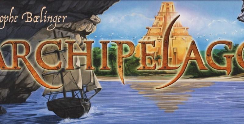 Обзор настольной игры Archipelago