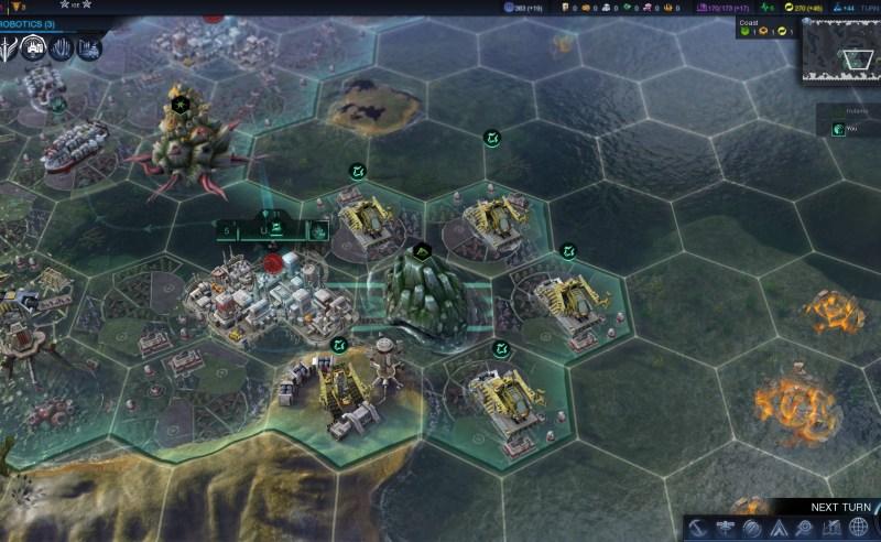 Civilization Beyond Earth — Смерть кракена по имени Марат