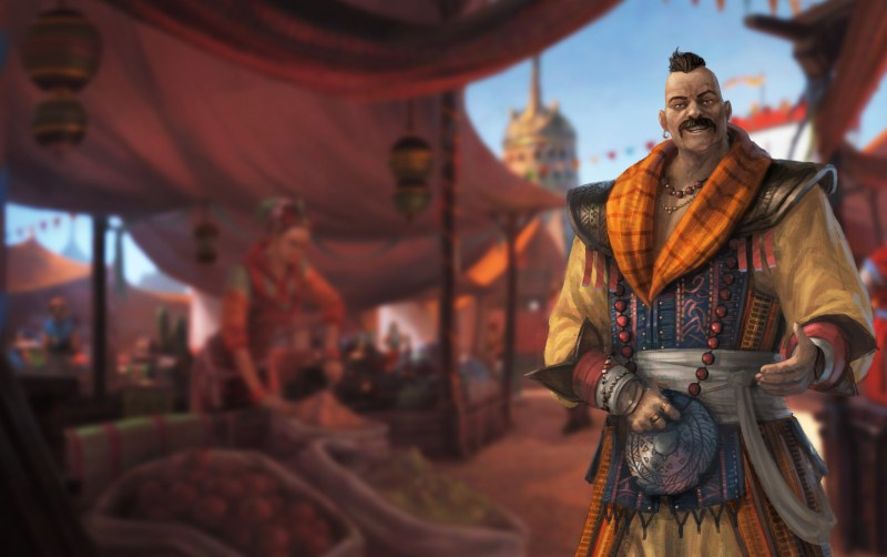 Endless Legend: Кочевые кланы