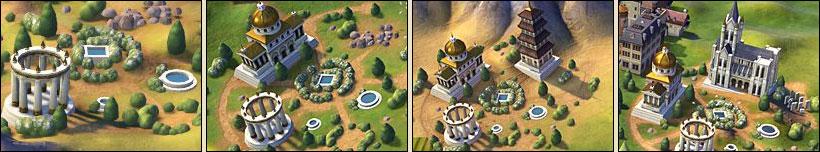 Святое место в Sid Meier's Civilization VI