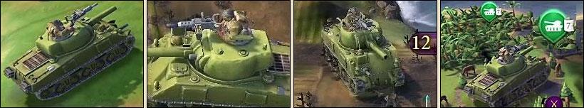 Танк в Sid Meier's Civilization VI