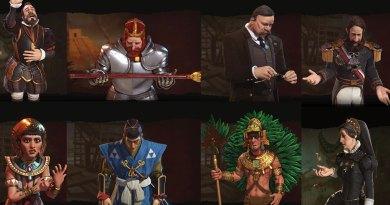 Второй патч для Sid Meier's Civilization VI. «Зимнее обновление 2016»