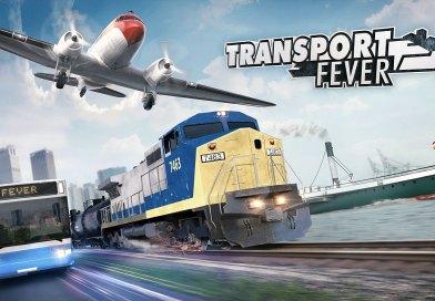 Transport Fever: обзор игры и воспоминания о Transport Tycoon