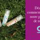 Le programme de recyclage des Happycuriennes, marque de cosmetique bio et vegan, operation zero dechet