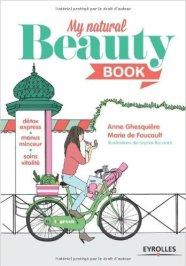 Livre My Natural Beauty d'Anne Ghesquiere