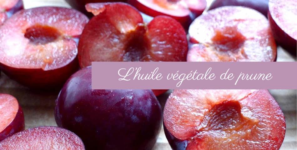 L huile vegetale de prune est l ingrédient star actif de notre soin L Optimiste