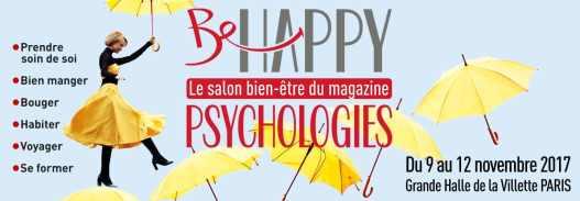 Escale Happycurienne au salon Be Happy de Paris