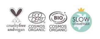 Nos labels bio, vegan, cruelty free, slow cosmétique