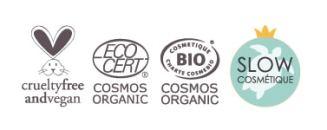 Nos labels bio, vegan, cruelty free, slow cosmétique