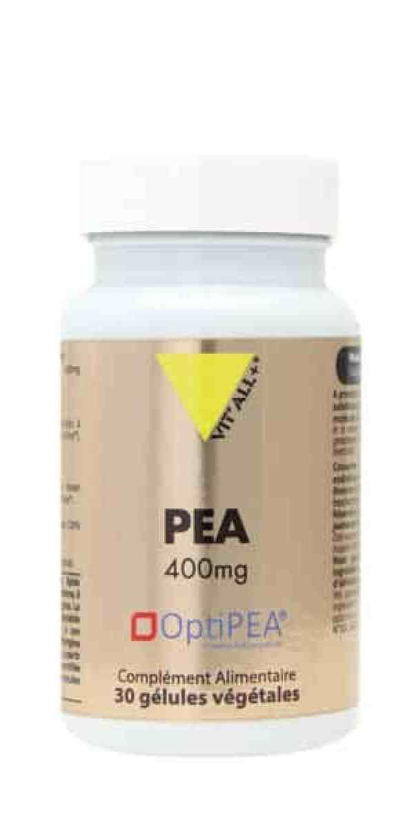 PEA 400 mg – Vit'all +