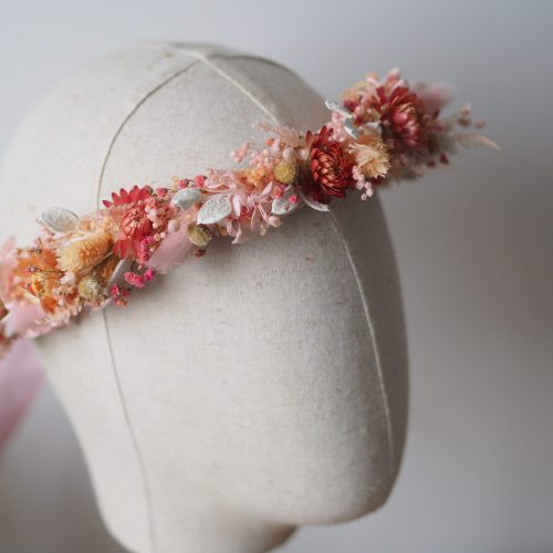 Atelier couronne de fleurs séchées à porter – Mercredi 12 Août