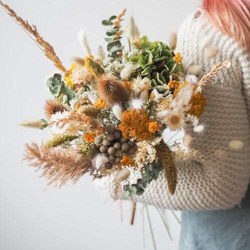 Bouquet sur-mesure (réalisé à la commande)