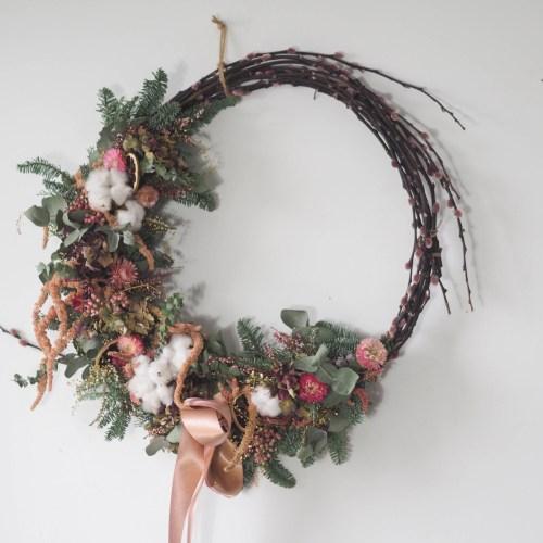 Couronne de Noël   Winter Wonderland