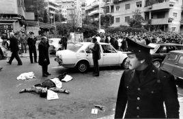 Image terrible d'un garde du corps exécuté par le commando