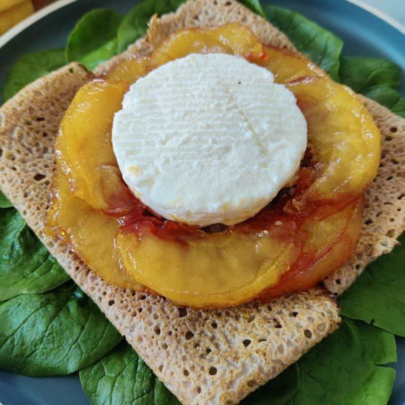 recette fromage frais brebis