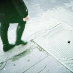 Les pas des passants #1-5