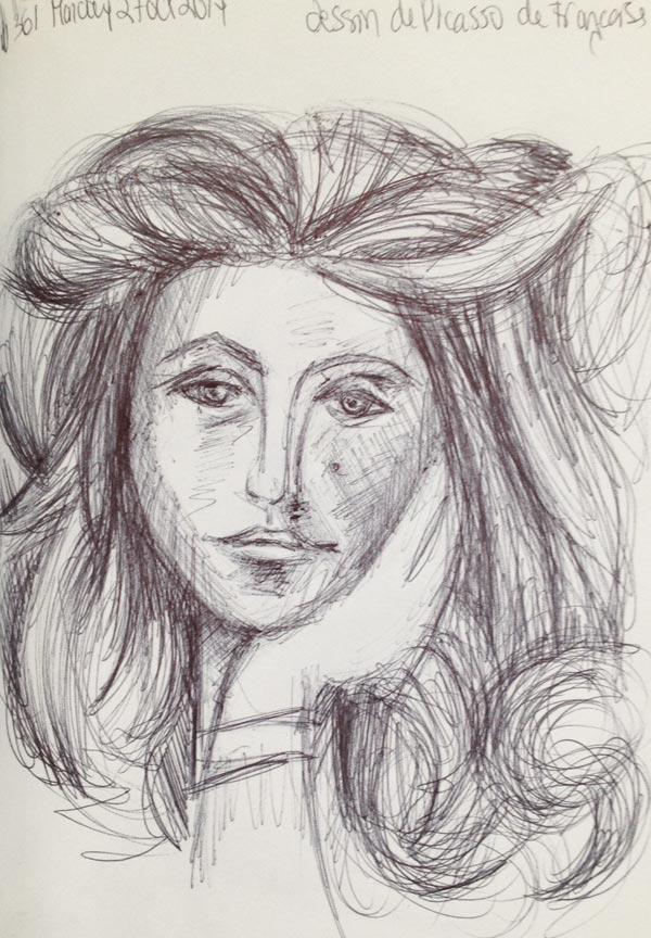 dessin-361-francoise-gilot-l