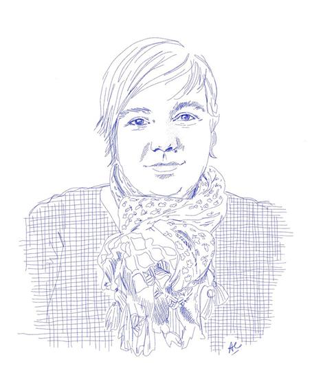 Autoportrait-Agnes
