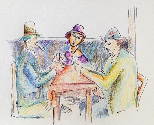 Cezanne-Modigliani-3l