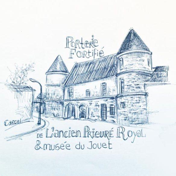Poissy-dessin-historique-stylo-bic-l5