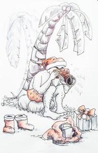Renata-dessin-père-noel