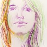 Fille-crayons-dessiner-4