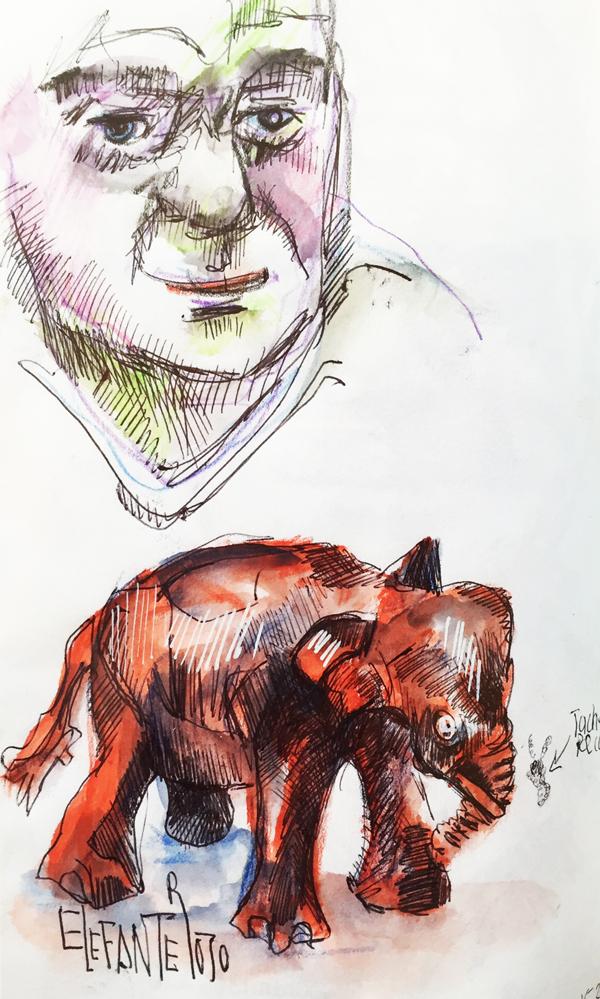 elephant-rouge-dessiner