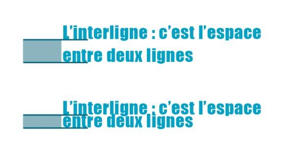 interligne-typo