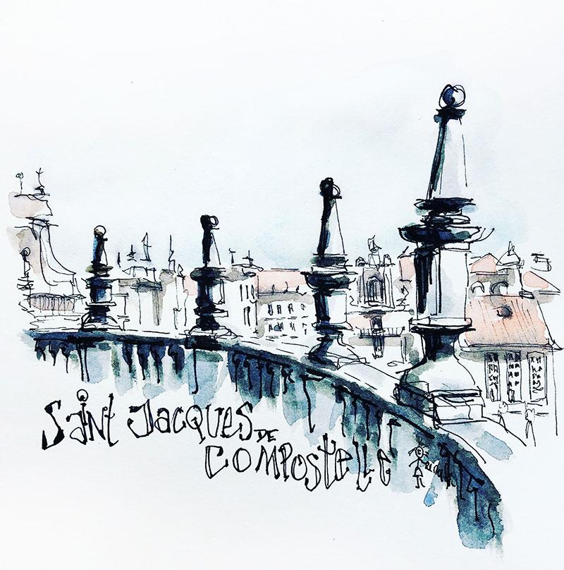 santiago-compostela-renata-dessin