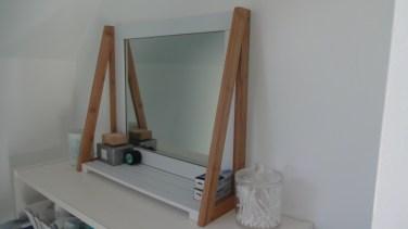 Miroir & range coton-tiges : Centrakor
