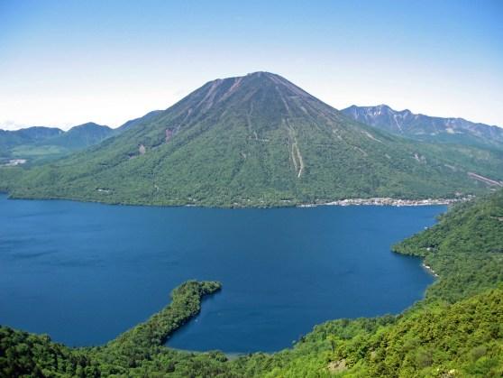 Mont Nantai et lac chuzenji