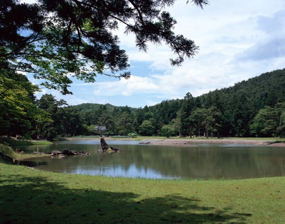 Jardin du Motsu-ji
