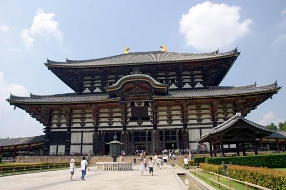 Todai-Ji, Nara.