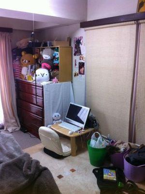 Chambre de fille Japonaise.12