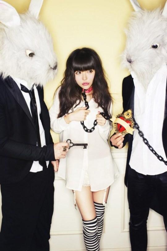Milky bunny-album