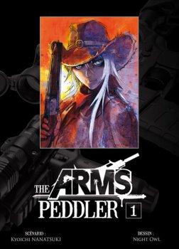The Arm Peddler volume 1. Ki-oon