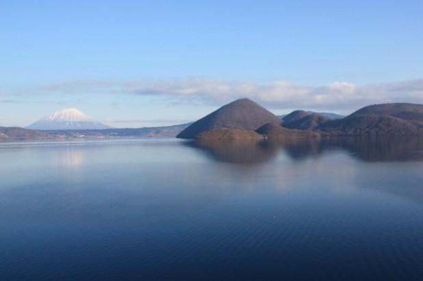 Lac Toya-Hokkaido