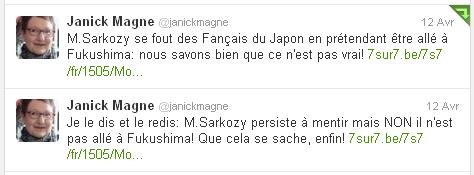 Janick Magne via Twitter