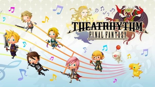 Final Fantasy Theathrytm, 3DS