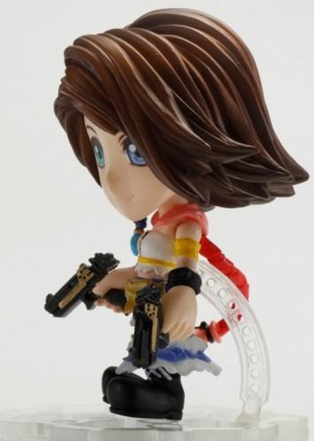 Yuna, figurine.