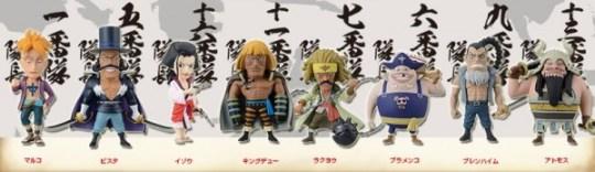 Décembre 2013 - One Piece WCF