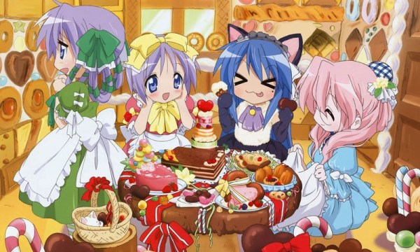 Lucky Star - Nyan Style