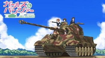 Girl und Panzer wp 12