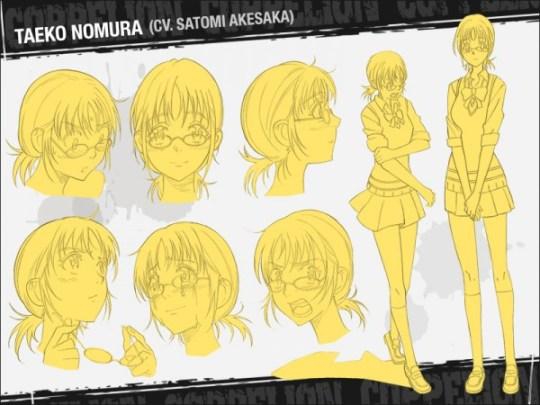 Taeko Nomura