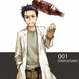 Rintarou Okabe - meilleur personnage masculin 2013