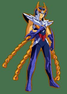 Ikki dans la série animée Saint Seiya