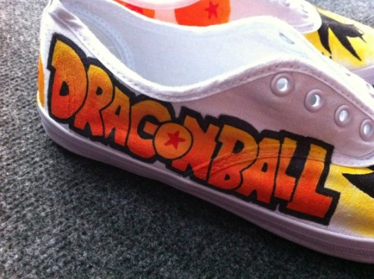 Jessman5 - chaussures dragon ball (4)