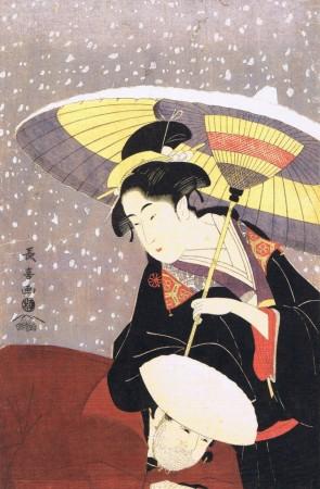 Eishosai Choki - Seiro Bijin Awase-2